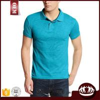 100% polyester Performance Wicking Men's polo Shirts / Men's Sports Golf polo T shirt Wholesale