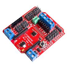 2pcs/lot Xbee sensor shield V5with RS485 and BLUEBEE Bluetooth interface forarduino