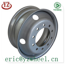 steel wheel rims 22.5*8.25 and 22.5*9.00 made in china