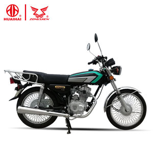 China Factory Export Africa Two Wheels Petrol Auto Moto CG125 CG150 Motorcycle