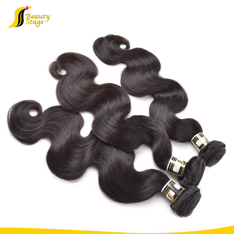 Superior quality indian wedding hair accessories,natural body wave remy hair extension