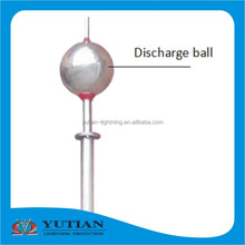 Industrial building protection stainless steel lightning rod arrester