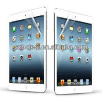 2013 new arrival Lotus Leaf screen protector for ipad mini, waterproof