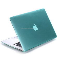 Crystal clear case for Macbook laptop air 13 inch
