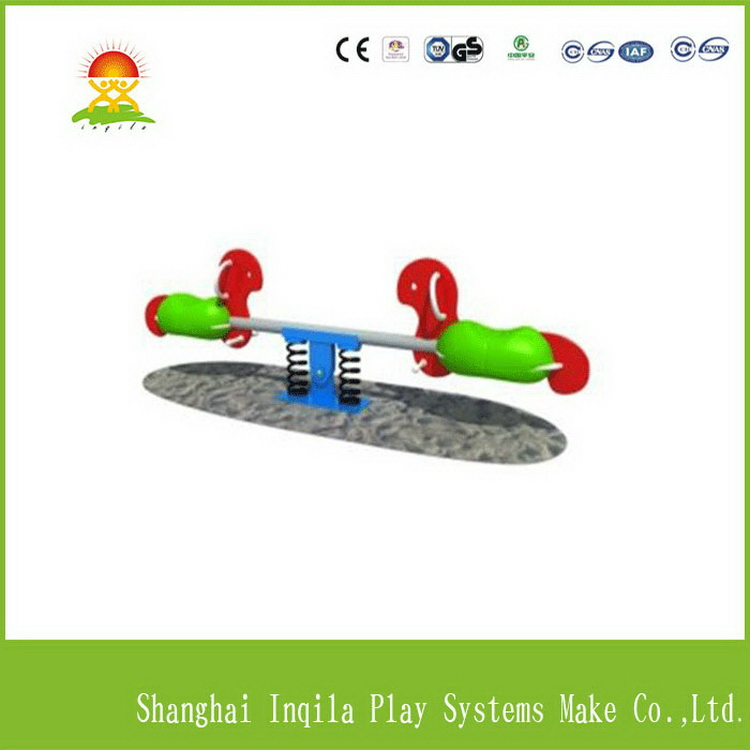 Bottom price best sell children spring seesaw ride on toy