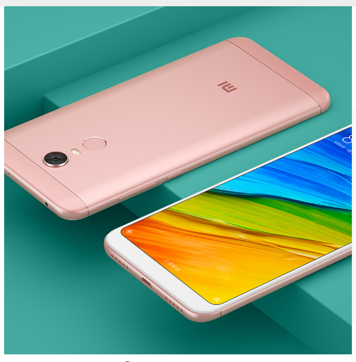 2018 New Products Xiaomi Redmi 5 Plus 64GB 5.99 inch MIUI 9.0 xiaomi mobile <strong>phone</strong> 4g mi 6 smartphones