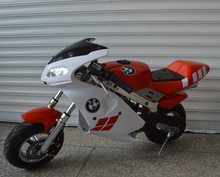 kids mini super pocket bike 49cc