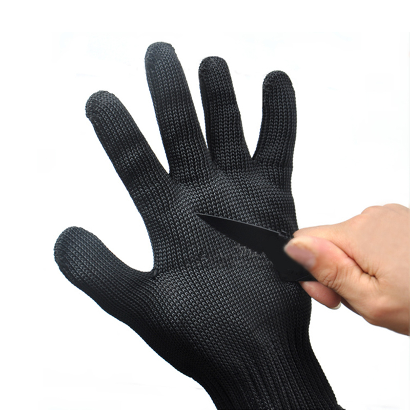 customized professional protective police anti cut gloves