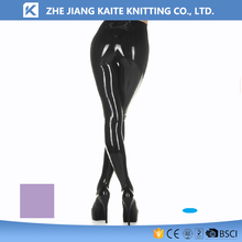 KT-03419 latex tights for women