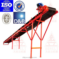 Heat Resist Belt Conveyor For Sale