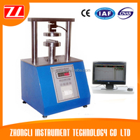 Micro Ring Crush Strength Testing Machine