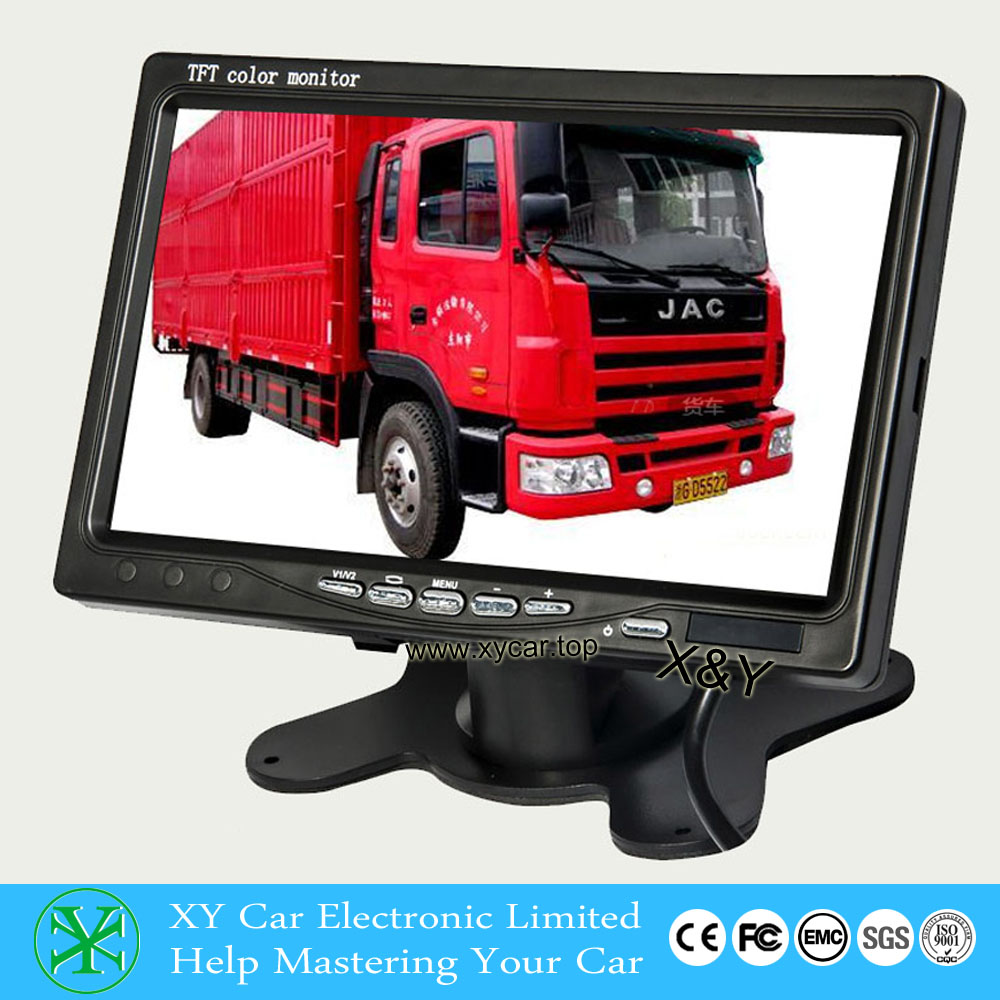7 inch tft lcd headrest car rear view monitor XY-2073