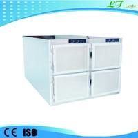 4bodies good price stainless steeel 304 medical body cryogenic freezer