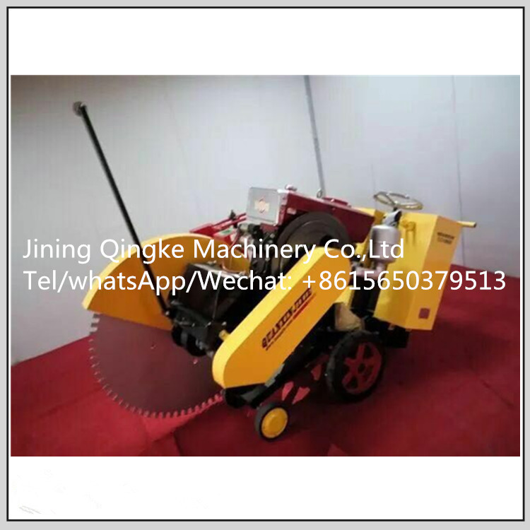 road cutter/road cutting machine/concrete saw cutting machine