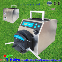 IP65 water proof stainless steel BT300J-2A precision laboratory peristaltic pump