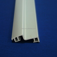 Extrusion plastic profile