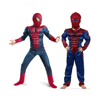 New Arrival Cosplay Clothes Spider Man