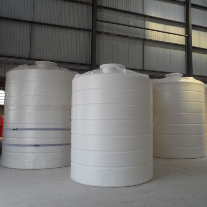 Water Treatment Processing food-grade raw HDPE plastic rotomolded water tank use for fill into water