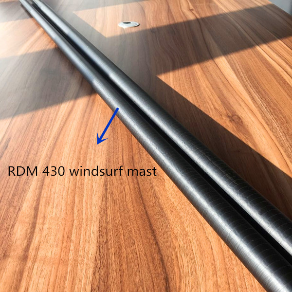 RDM 430 100% carbon sail windsurf masts for windsurfing
