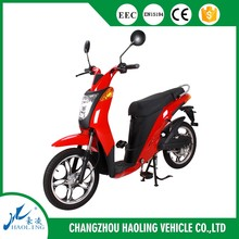 EEC Scooter Original manufacturer 350w 500w 800w strong power electrical scooter with pedals electric trike scooter