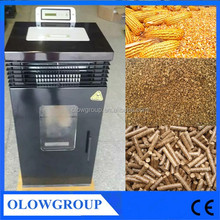 Automatic Fedding Portable Biomass Pellet Stove With Oven