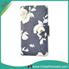 Newest Popular Custom Floral Printing Cell Phone Display Case with a Diamond Decoration