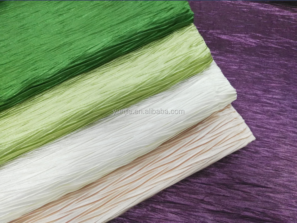 Wujiang Wholesale cheap satin fabric/100% silk satin fabric/100% polyester satin fabric