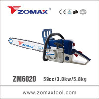 Power max 60cc gasoline chainsaws german chainsaw