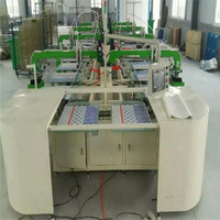 Korea Tech Super Precision Automatic Oval Tshirt Silk Screen Printer/Printing Machine