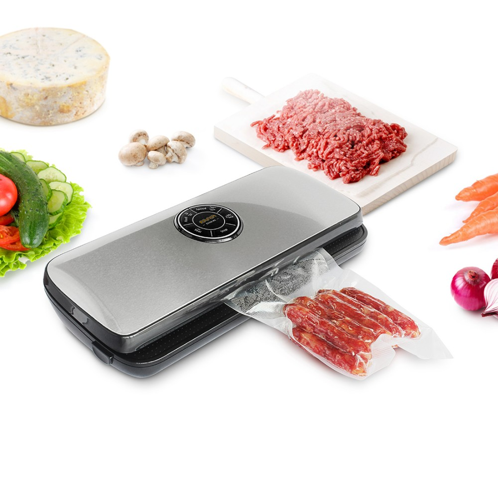 Zencro VS5300MS Electric Driven Type Automatic Grade Household Food Vacuum Sealer