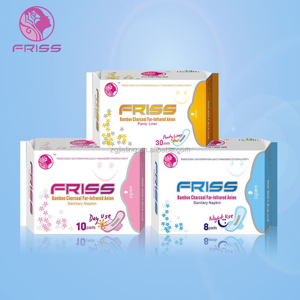OEM lady anion sanitary napkin