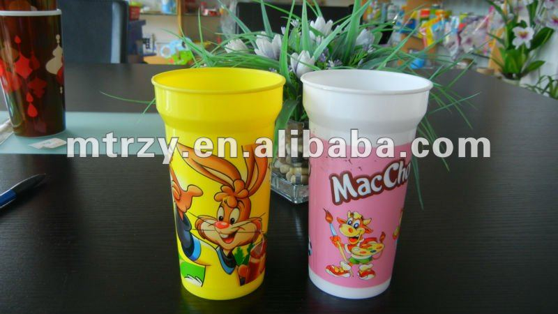 image transfer on plastic,factory directly sale