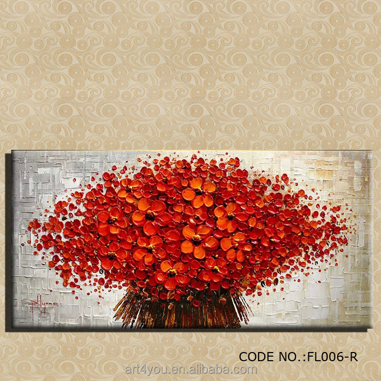 High quality handmade modern canvas oil painting