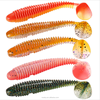 NOEBY Segmented body and Keitech T-tail Bait soft plastic fishing lures