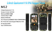Outdoor Dust Shock Proof Cheap Rugged Single SIM IP65 Feature Phone