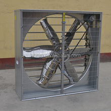 Exhaust fan of poultry equipment