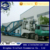china trailer mobile concrete batching plant price for sale