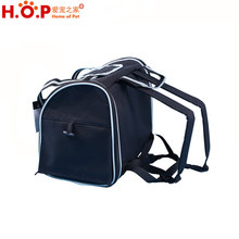 Wholesale Carry Out Pet Carrier Bag Ventilate Collapsible Pet Backpack Pet Portable Dog Bag Carrier