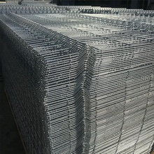 PVC Coated Steel Wire Mesh Corrugated Folding Metal Fence