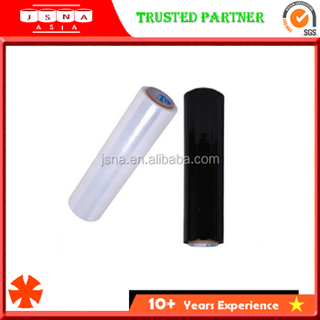factory price hand roll lldpe wrapping stretch film