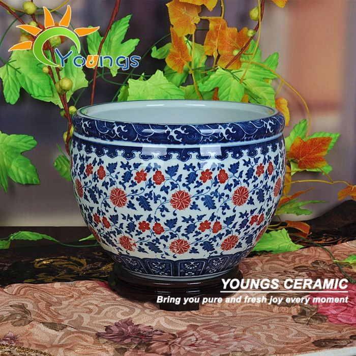 Retail and wholesale small mini size ceramic flower plant pot