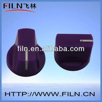 Purple FL12-20 cookware reel handle small plastic knobs