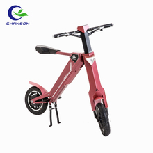 2018 New 48V/8.7AH Automatic Folding Electric Scooter For Short Distance Riding