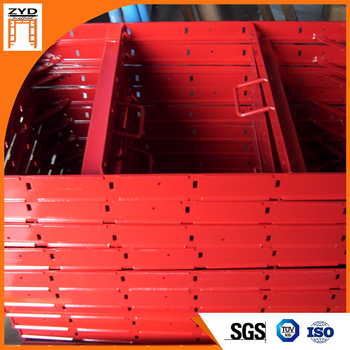 SGS Certified Steel Concrete Tunnel Formwork