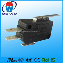 Led light bar switch micro switch