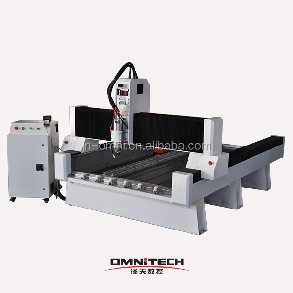 Heavy duty 1325 marble cutting&engraving machine for marble Granite