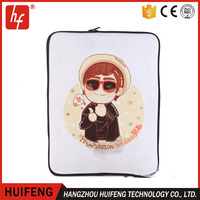 Good Quality Sublimation Laptop bag, computer bag, Sublimation Blank For Notebook