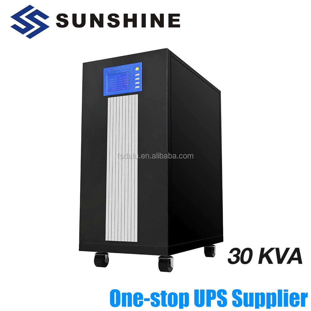 30kva 3 / 1 Phase Online Low Frequency Homage UPS in Lahore