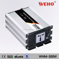 CE&ROHS certificate 300w car dc 12v to ac 240v inverter