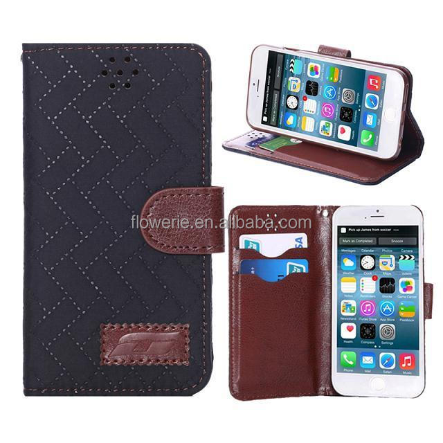 FL2512 For Iphone 6 Pu Leather Case,For Iphone 6 Leather Case
